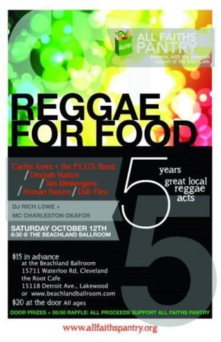 Reggae for Food