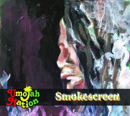 """Smoke Screen"" Album Cover"