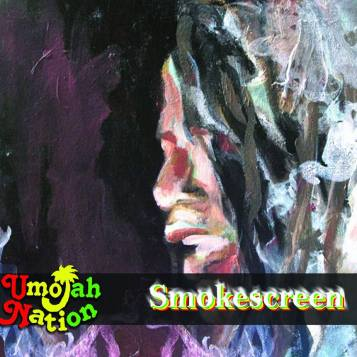 """Smoke Screen"" Album Cover"