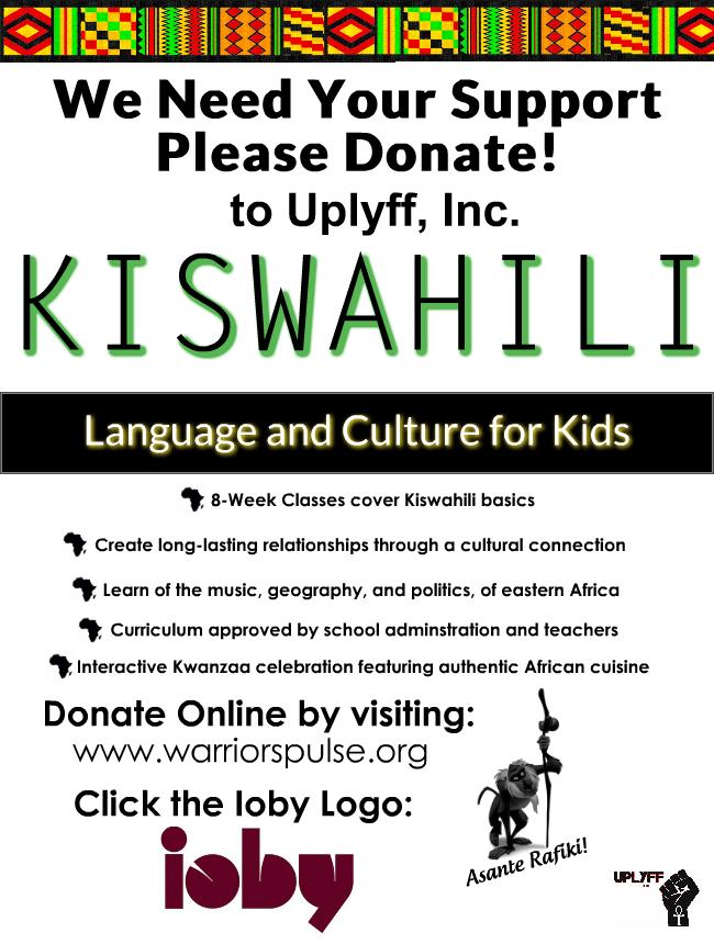 Ioby-Swahili
