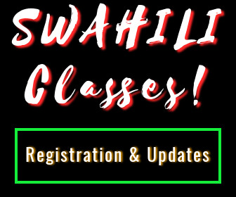 Swahili-Badge